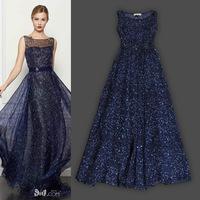 SALE 2013 fashion ultra mopping the floor long formal dress full dress sleeveless fashion personality full dress slip