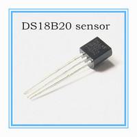 Free shipping +10PCS,DALLAS DS18B20 18B20 TO-92 Thermometer Temperature Sensor