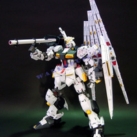 2013 new Free shipping!paper model robots 40cm high RX-93V Gundam customize mobile suit/3d diy handmade puzzle toys