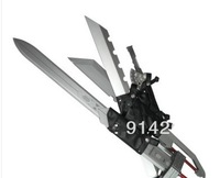 FF13 Lightning Gunblade Sheath cosplay   free shipping