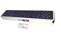 Free Shipping 2013 New Product Programmable 200w Apollo 6 Led aquarium light,New 6 modulars  in a row