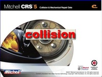 2013 Mitchell UltraMate 7.0 Collision Estimating System + MITCHELL CRS FULL 2009+ KEYGEN + 120g HDD