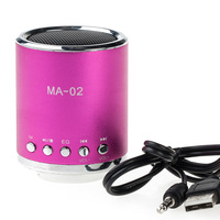 HOT Rechargeable Portable Mini Speaker For Laptop Iphone MP3 Phone Radio TF Mini SD # L01388