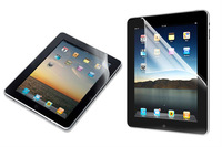 Wholesale Free Shipping For ipad2 ipad3 ipad4screen protector guard LCD protective film 20pcs/lot