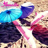 DHL Free Shipping Pagoda umbrella,Mix color