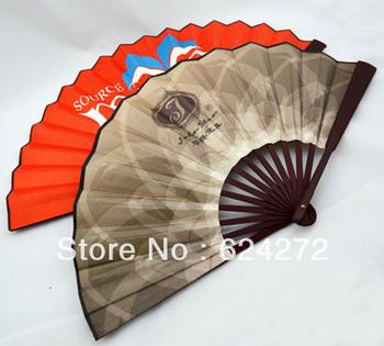 promotional fabric folding fan