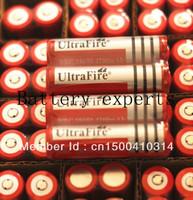 UltraFire 18650 3.7 v 4200 mah rechargeable battery for the LED flashlight 10 PCS/lot free shipping