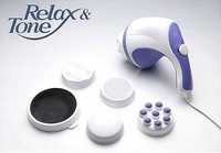 Free Shipping NEW Professional Body Sculptor Massager Relax Spin Tone Relax Stone As Seen On TV 110V or  220V