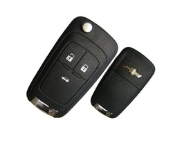 High Quality ! 3 Buttons Remote Key (46 Chip,315MHz) for Chevrolet Cruze Case Cover for Chevrolet Key Blank Fob(China (Mainland))