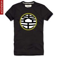 Agitation 2013 100% men's clothing cotton short-sleeve t-shirt cartoon