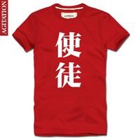 Agitation 2013 short-sleeve t-shirt nerv eva euangelion