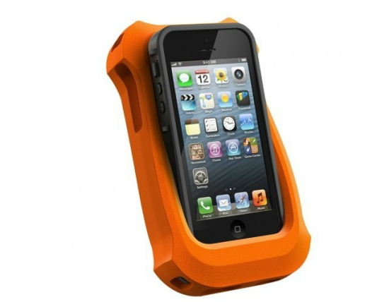 Waterproof Lifejacket for Iphone 5 with retail Box(China (Mainland))