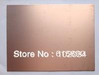 Freeshipping 10pcs/lot Single Side 10*15*FR4 FR-4 Glass fiber Blank Copper Clad Printed Circuit Board Universal Prototype PCB