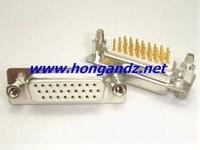 Connector db26pin bur welding plate fizgig