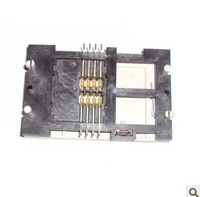 Connector ic card connector
