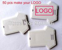 New Customized LOGO printing  t shirt card usb real capacity  2G/4G/8G/16G flash drive  10pcs/ lot free shipping