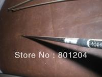 Wholesale 5pcs Quality 4/4 Violin carbon fiber bow ebony frog (Silver wire decoration)