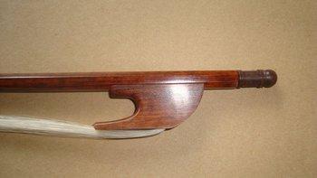 Barogue style, Snakewood bow stick snakewood frogs violin bows model of SCFT968