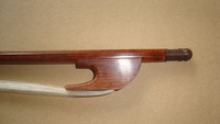Barogue style, Snakewood bow stick snakewood frogs violin bows model of SCFT968