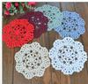Free shipping Round 7.9inch Hand made Crochet Round doily - diameter : 20 cm -  20 PCS / LOT