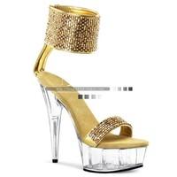 Туфли на высоком каблуке 15