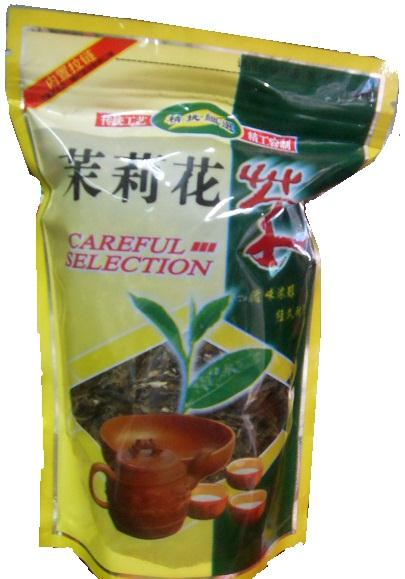 Flower tea jasmine green tea - - natural jasmine flowers golden dragon pot oolong tea china tea(China (Mainland))