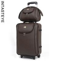 Picture box luggage travel bag trolley luggage bag male o-g20 luggage