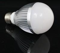 2pcs/lot Retail Dimmable Bubble Ball Bulb AC85-265V 9W/12W/15W E14 E27 B22 GU10 High power Globe light LED ball Light