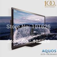 100% guarantee original Television LCD-70LX640A 70 inch Full HD intelligent 3D LED LCD TV SMART TV Send 2 3D glasses