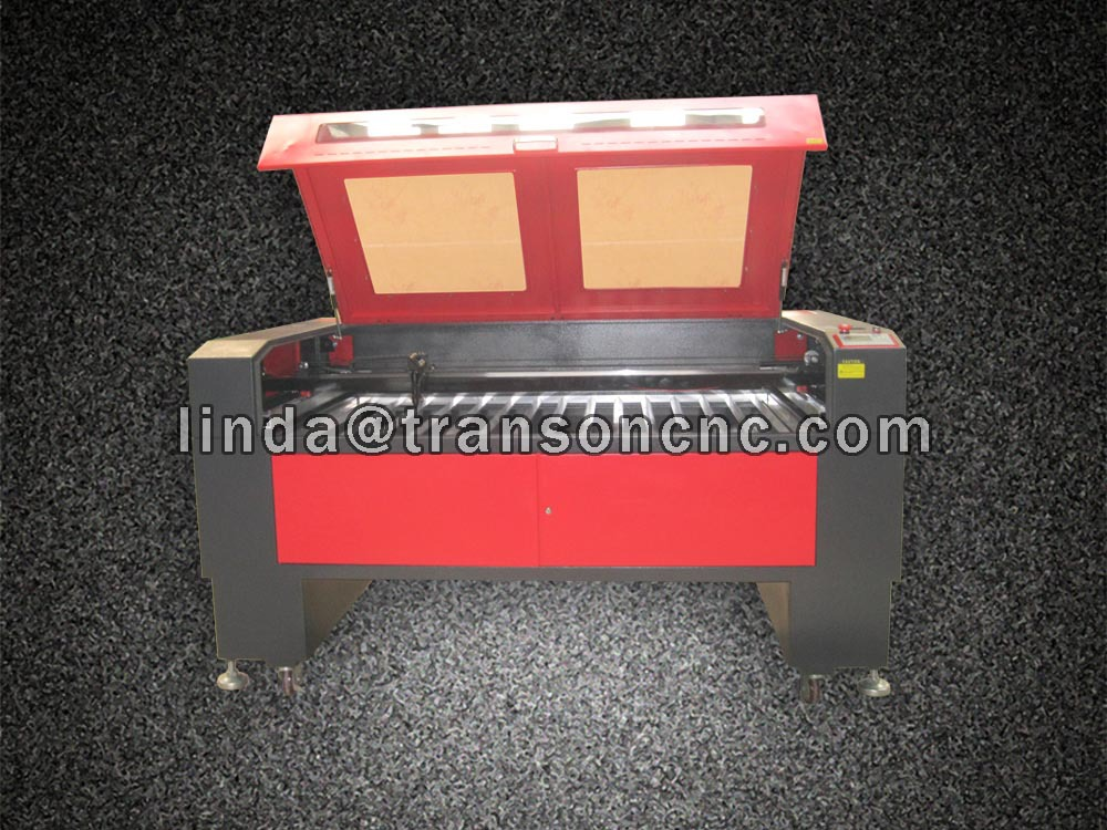 Free sea shipment China 80W 100W 150W CO2 Laser Cutting Machine Prices for Leather MDF Wood Acrylic(China (Mainland))