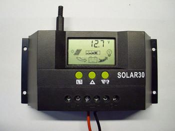 Solar Controller 30A 12V 24V Regulator Solar Panel Charge Controller Hot