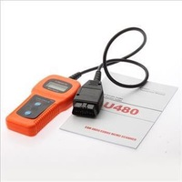 U480 OBD2 OBDII Can Bus Scan Diagnostic Tool Code Reader Engine Scanner