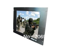 Touchscreen 17 inch Marine LCD Monitor waterproof IP65 LCD Monitor