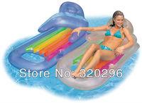 Intex Recreation King Pool Lounge, 63 x 33.5-Inch/ Intex-58802