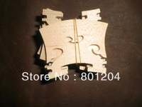 100pcs baroque style of Violin bridge 4/4