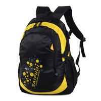2013 college students school bag double-shoulder laptop bag travel bag double-shoulder school bag sports backpack