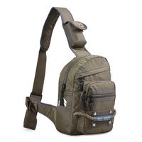 Henry 2013 casual chest pack single shoulder bag outdoor messenger bag one shoulder bag small female backpack male bag
