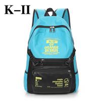 2013 male backpack canvas backpack female bag double-shoulder fashion laptop bag