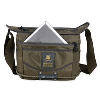2013 male backpack fashion vintage shoulder bag messenger bag casual student school bag sports backpack female
