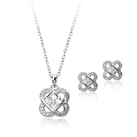 18K GP Jewelry sets,Fashion Jewelry sets,necklace & earrings Jewelry sets