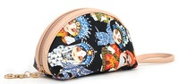 New limited-time discount national wind bag hand bag makeup bag mini purse handbag,Free shipping