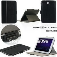 Auto Wake/Sleep Case  Cover with handstrap for Samsung Galaxy Note 8.0 GT-N5100/N5110 Wifi 4G LTE