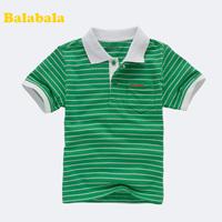 Balabala balabala2013 children's clothing t-shirt casual male children 100% cotton child t-shirt