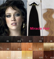 Bulk Stock: 18'' 20'' 22'' 24''  black brown blonde 40pcs/lot 2.5g/pc Glue skin Weft PU Tape Indian Remy human Hair Extensions