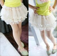 2014 Promotion New Meninas Vestir Girl Dress Peppa Spring Girls Clothing Children's Sweet All-match Bust Tulle Dress Summer