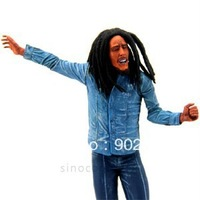 only one piece 6'' Bob Marley Tapestry Legends Jamaica Singer ACTION FIGURES FG138