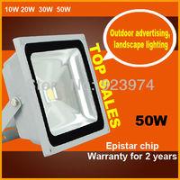BOPO 85-265V 50W Epistar Landscape Lighting IP65 LED FloodLight LED street Lamp outdoor