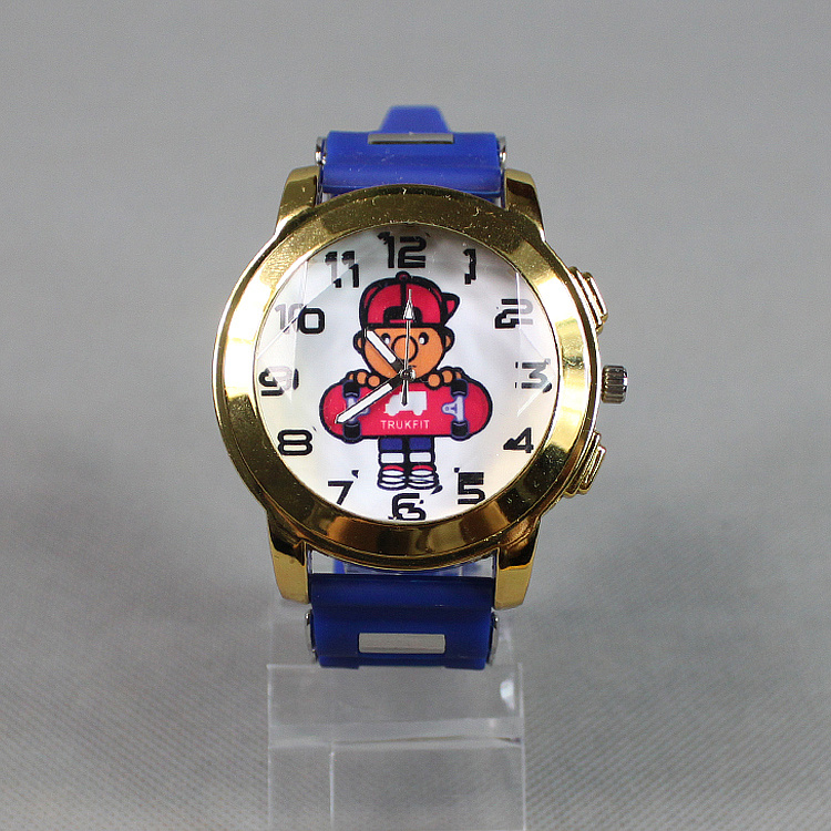 Fashion hip-hop punk trukfit table hiphop watch skateboard watch lovers watch(China (Mainland))