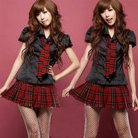 dance costumes Sailor suit school uniform girls student uniform student set fashion preppystyle school wear sportswear