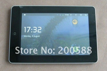 2012 Hot Supply 7inch Android 2.3 GPS tablet  WIFI Digital TV android tablet pc  on promotion 10% discount